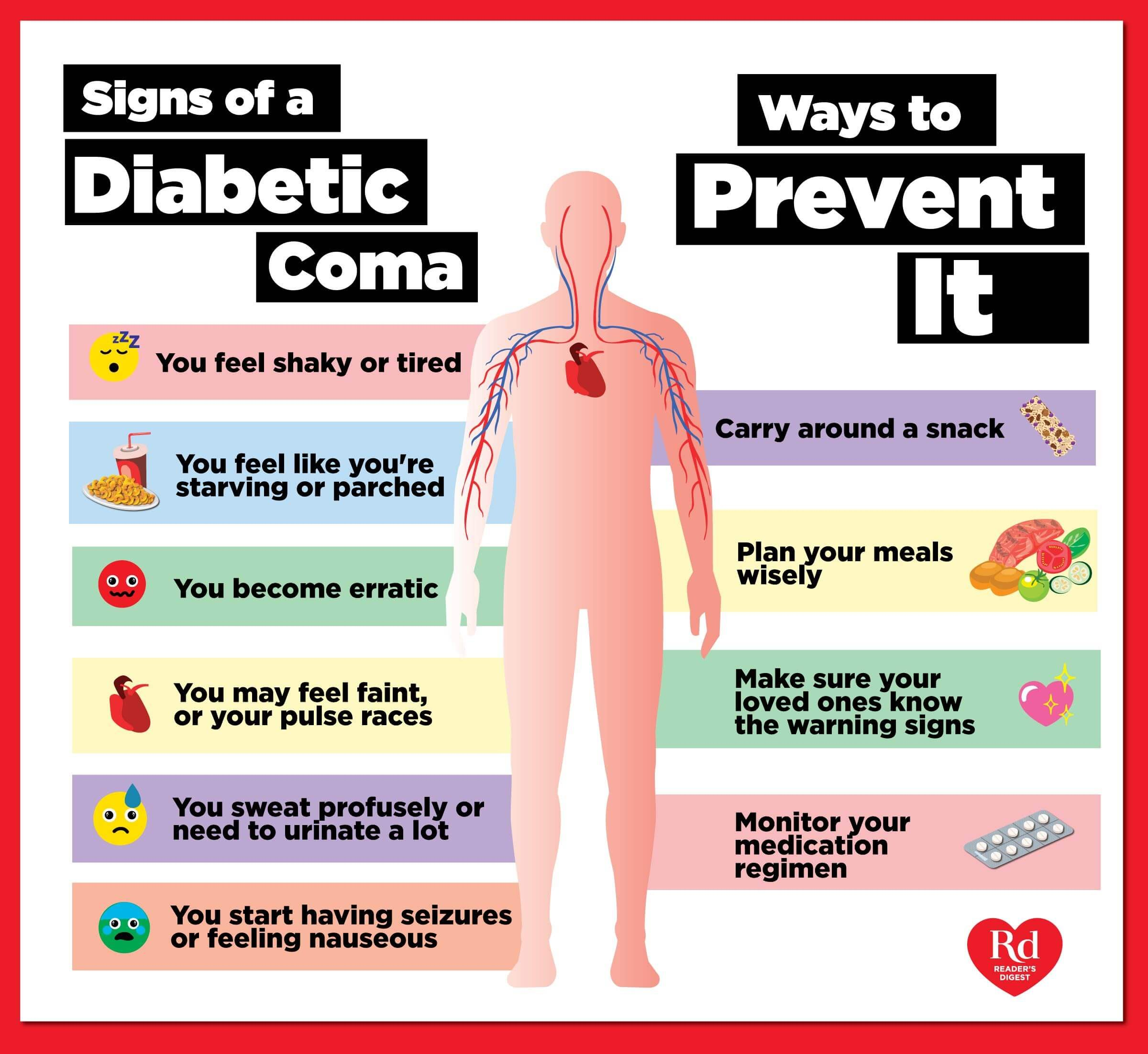 what is the warning signs of diabetes