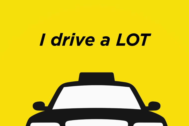 drive a lot