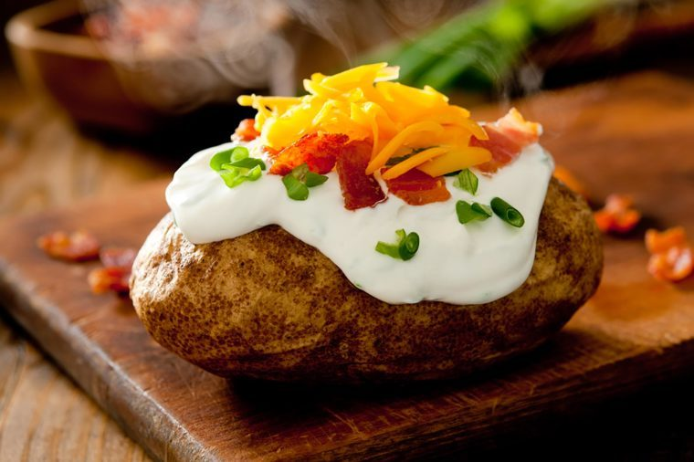 Foods to lower blood pressure naturally readers digest baked potato forumfinder Gallery