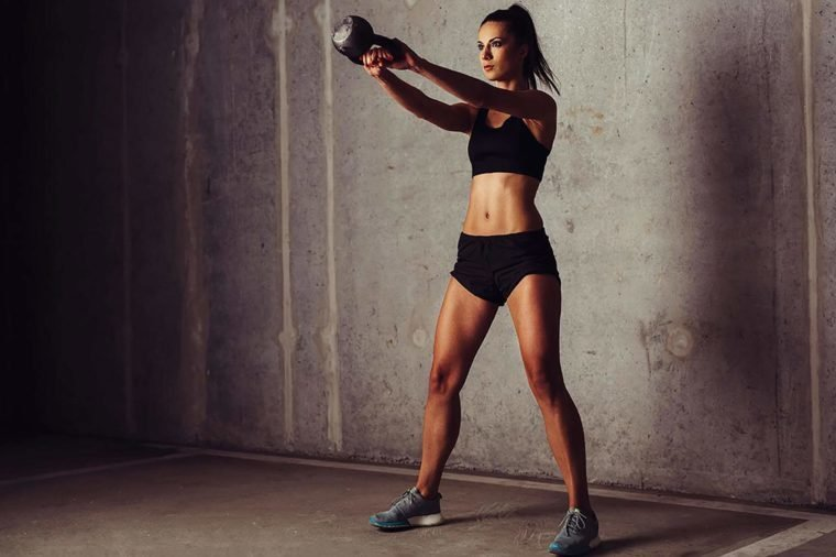 Body Tone And Conditioning Workout