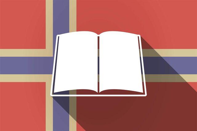book flag