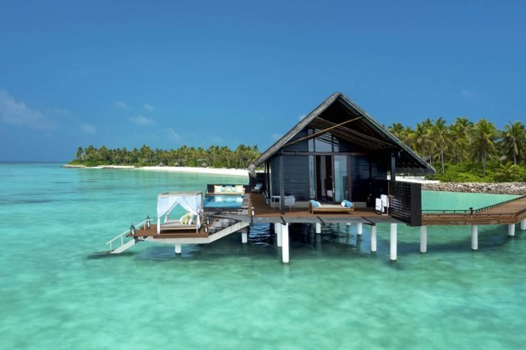 Overwater Bungalows That Are Truly Like Paradise On Earth
