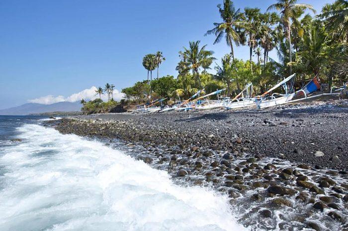 Black-sand-beaches