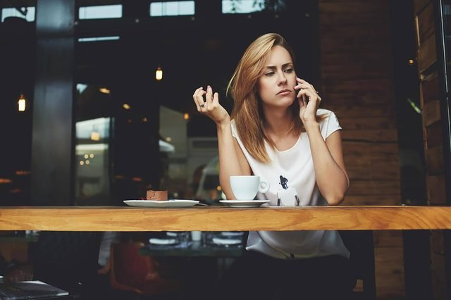 Woman-On-Phone