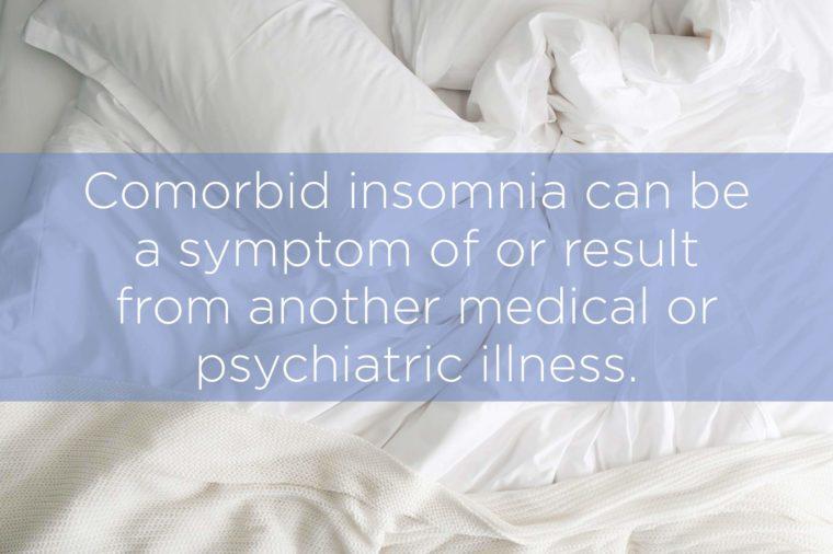 comorbid insomnia