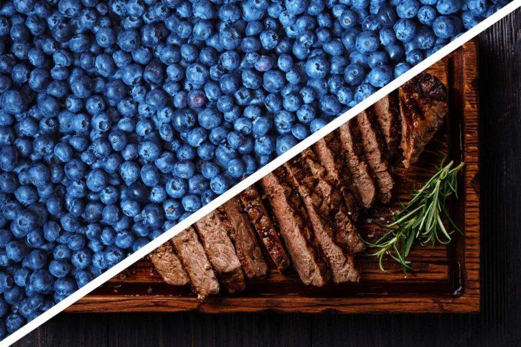 blueberry-steak