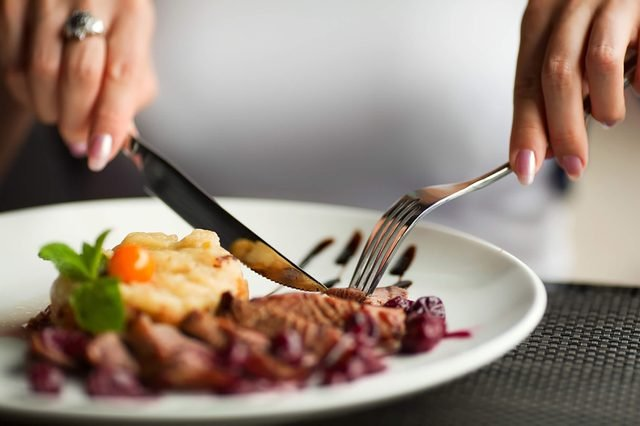 Restaurant-meal
