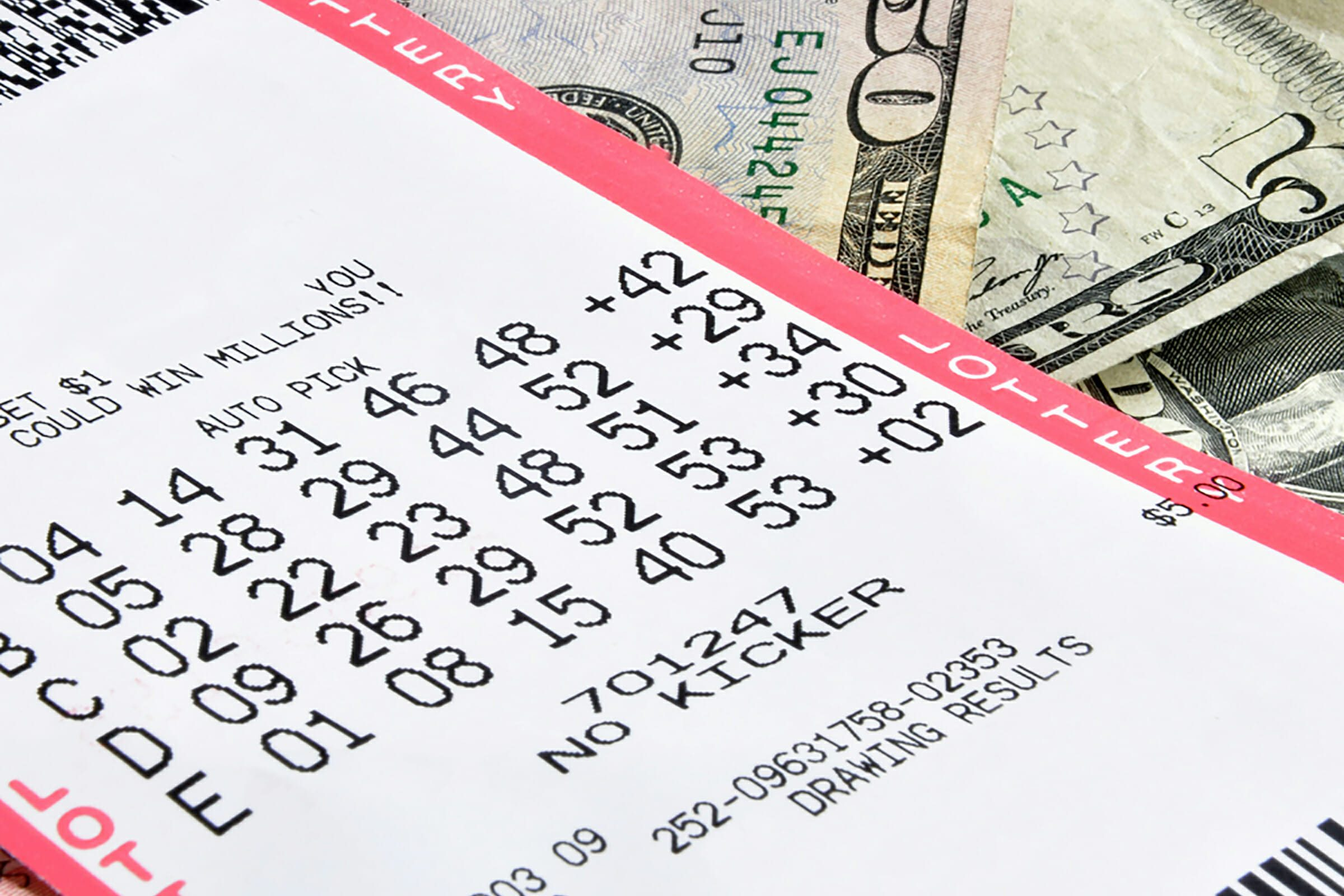 This U S  State Has the Most Lottery Winners | Reader's Digest