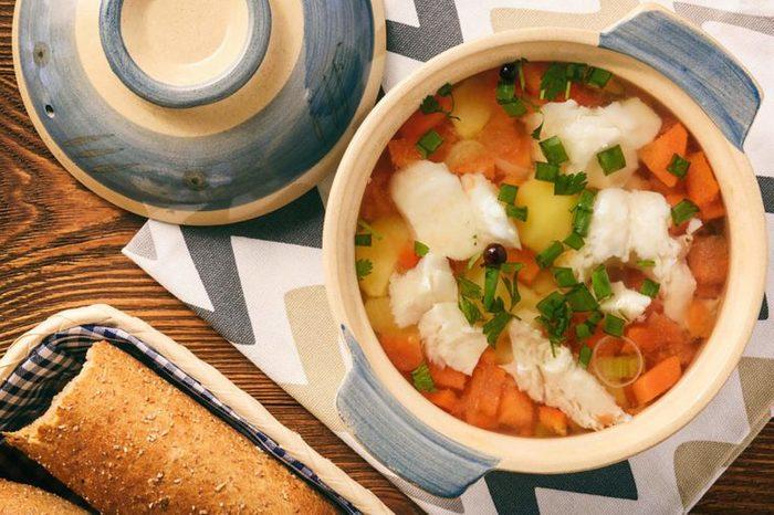 cod-soup