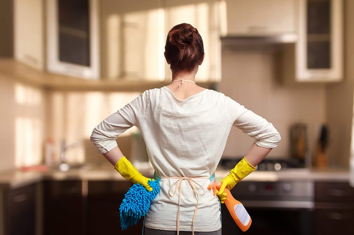 Cleaning-plan
