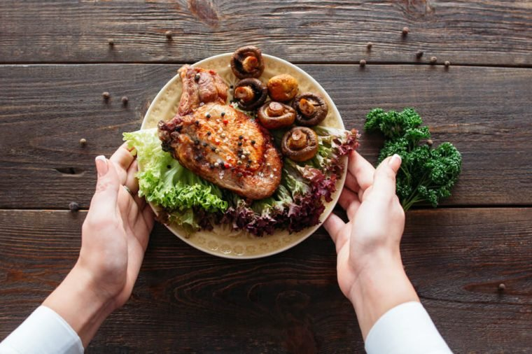 how to stop obsessing about food and weight