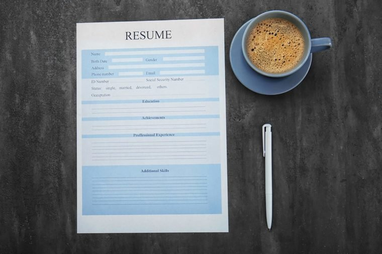 résumé writing tips from hr and recruiters reader s digest