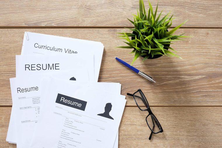 Resume Tommaso79/Shutterstock. U201c