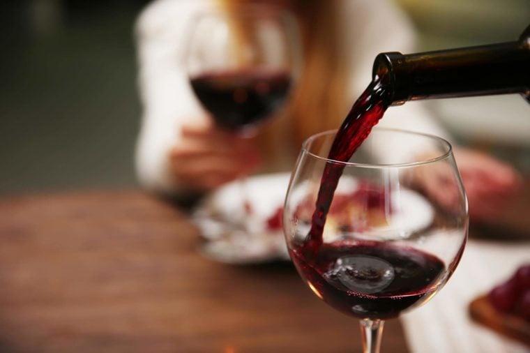 Wine_brain food