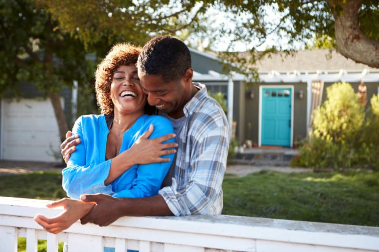 Finding love in your forties