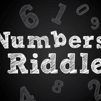 Can You Solve This Tricky Numbers Riddle in Less Than 60 Seconds?