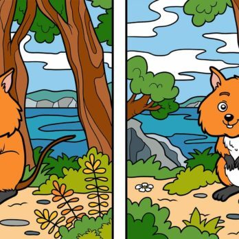 Can You Spot the 10 Differences in This Picture?
