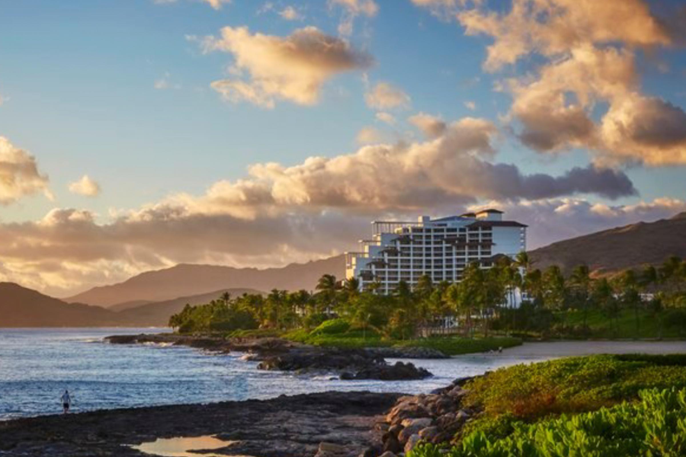 Four Seasons Rsort Oahu at Ko Olina