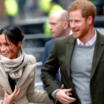 Meghan Markle Just Broke Royal Fashion Rules in a Huge Way