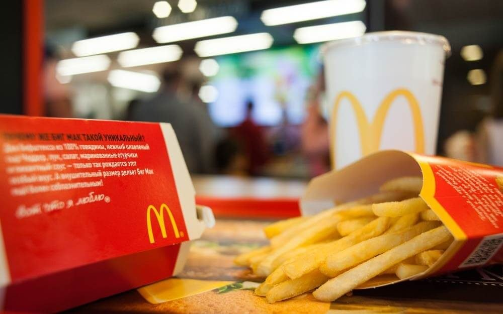 The 5 Healthiest Things to Order at McDonald's, According to Nutritionists