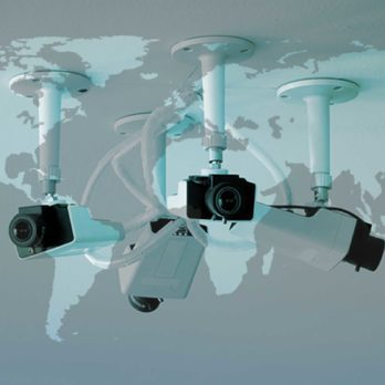 This Country Has the Most Security Cameras (Hint: It's Not the U.S.)
