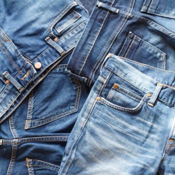 This Is the Exact Age When You Should Stop Wearing Jeans