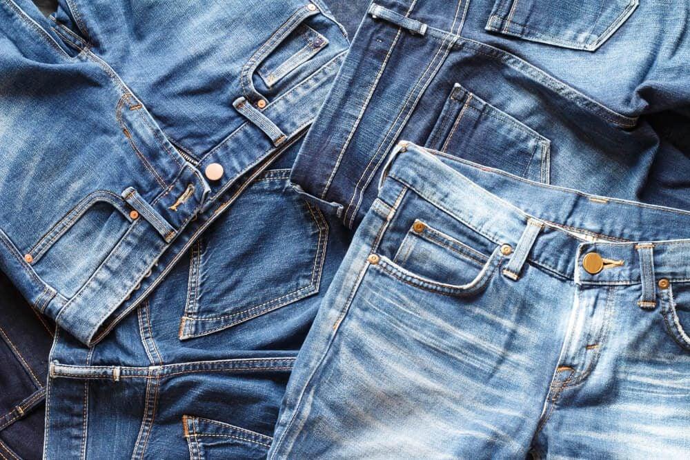 Denim bottoms