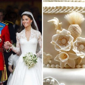 The One Type of Cake Every British Royal Has Served at Their Wedding