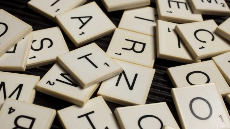 word letters