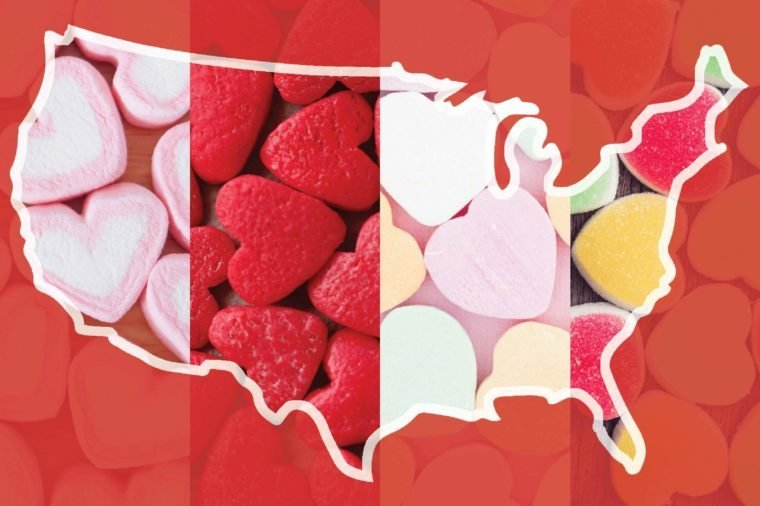 This Is the Most Popular Valentine\'s Day Candy in America ...