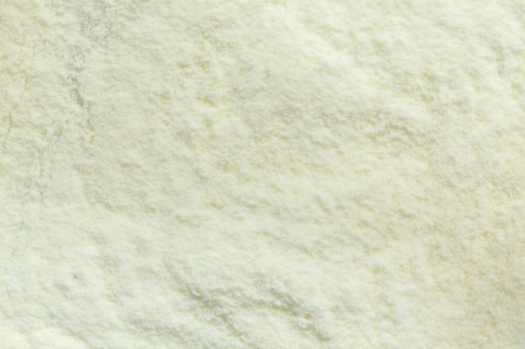 Powdered milk high definition pattern