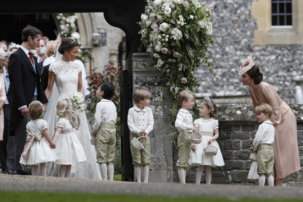 Royal Wedding Etiquette the Royal Family Must Follow