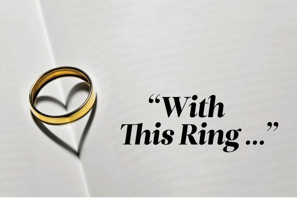 Why Some People Dont Wear Their Wedding Ring Readers Digest