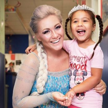 The Heartwarming Reason These Students Dress as Princesses for Sick Kids