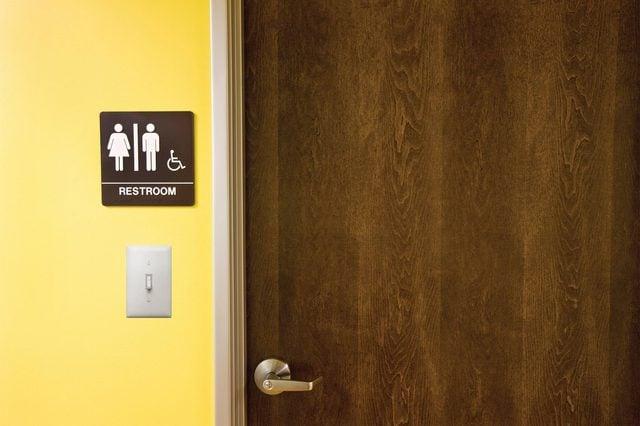 Restroom-light