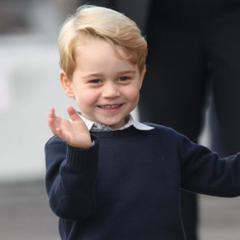 Prince George Has a Precious Nickname for Queen Elizabeth II