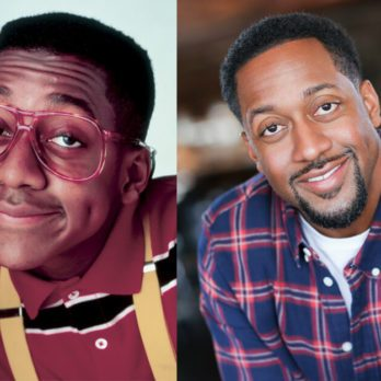 Life Lessons Jaleel White Learned from Playing Steve Urkel