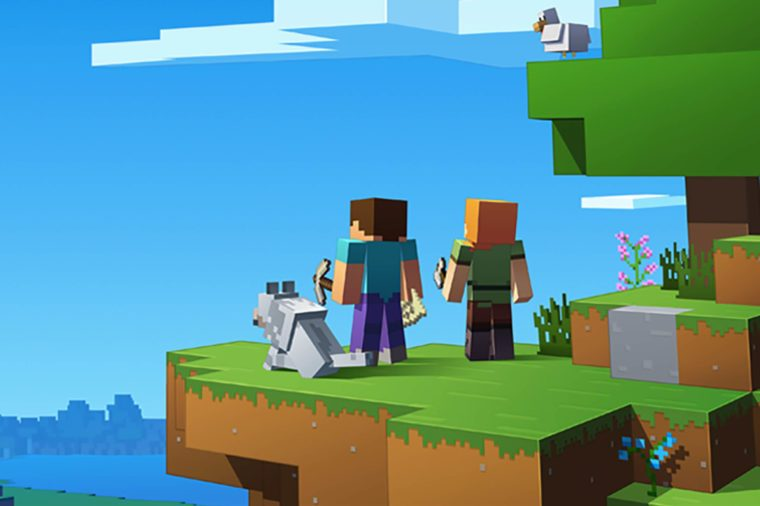 minecraft-videogame