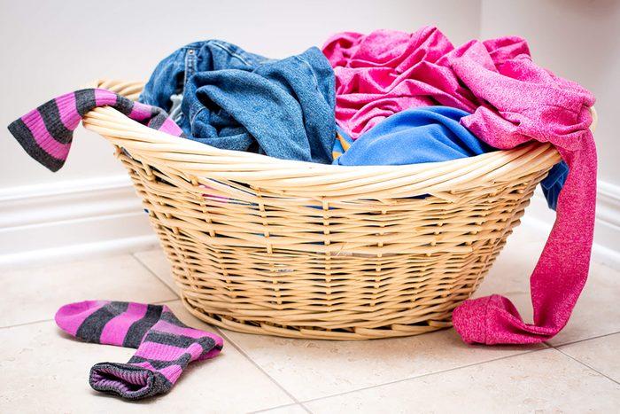 Best way to sort laundry