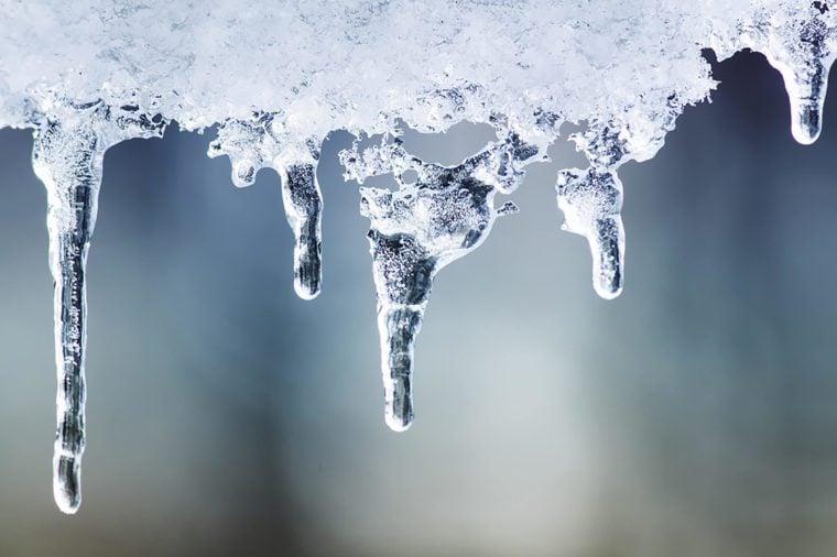 Freezing-water