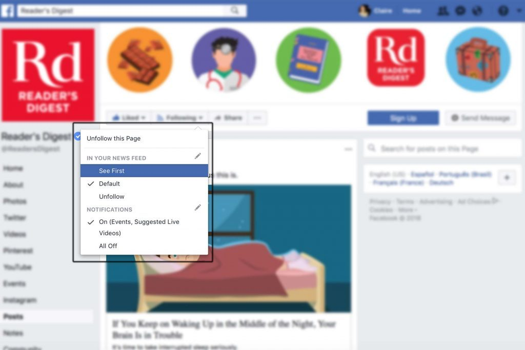 Facebook Page Secrets You Need To Know