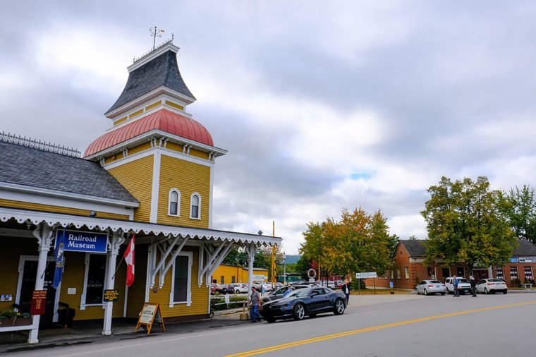 Mountain-towns