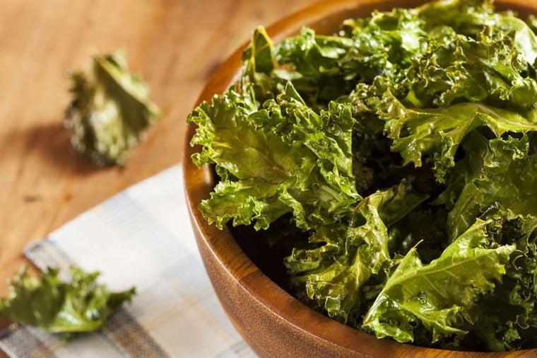 Kale_brain food