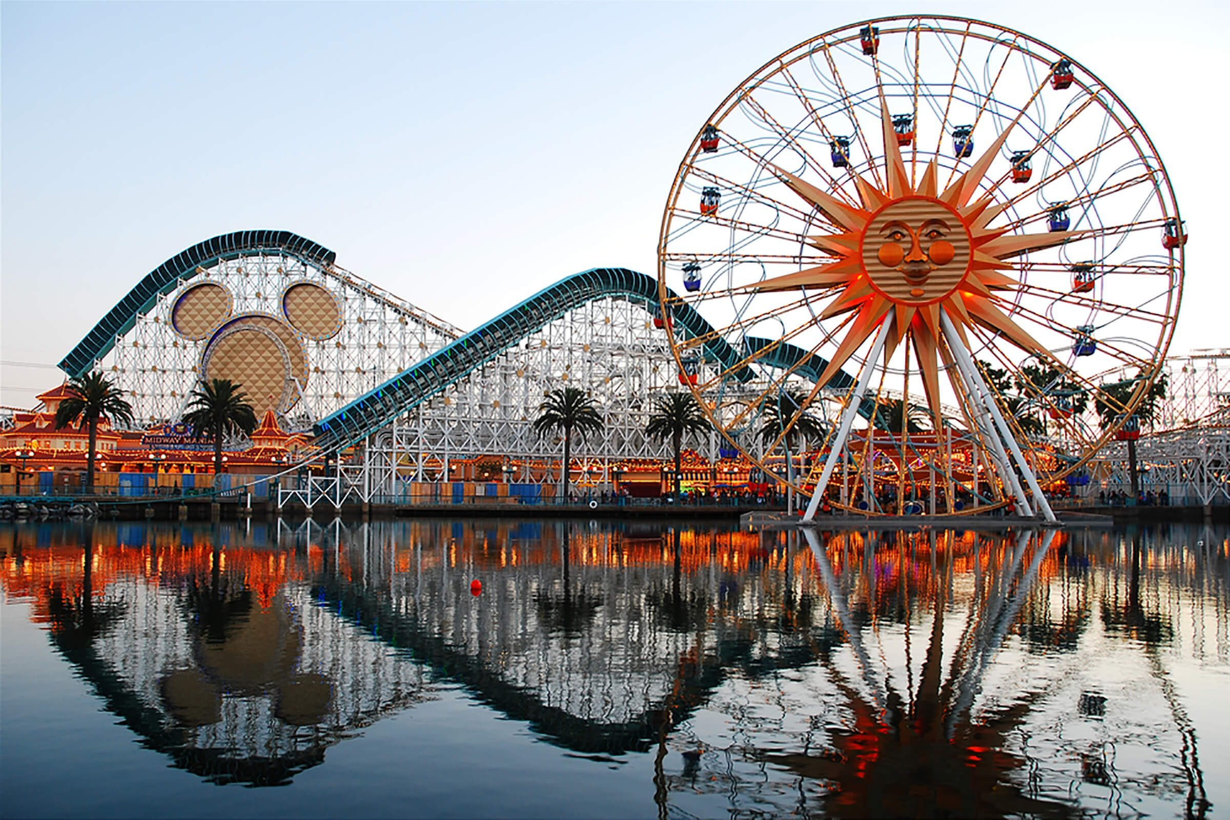 Anaheim-disney-world