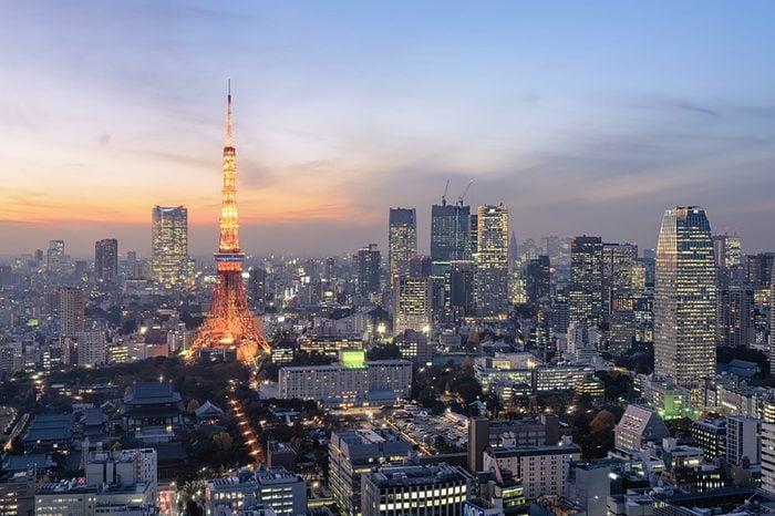 Japan-skyline