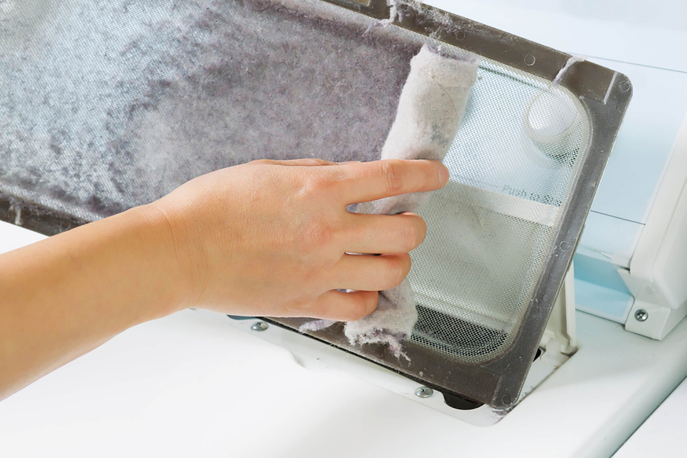 Best way to do laundry dryer lint
