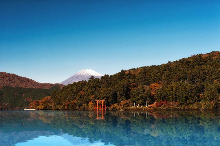 Hakone-Japan