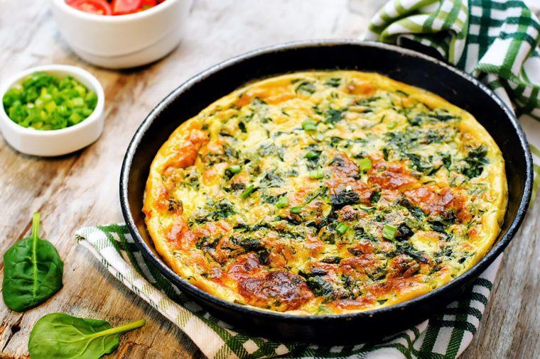 Baked-omelette