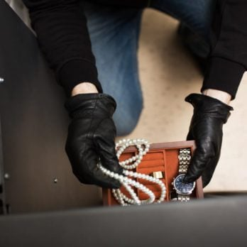 10 Hiding Spots Burglars Always Look First