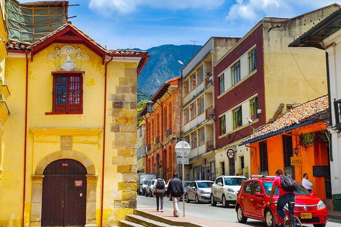 Bogota-Columbia